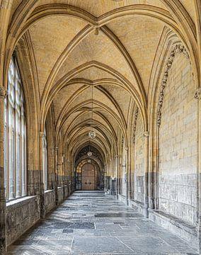 Basilika Sankt Servatius in Maastricht von Aad de Vogel