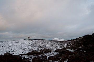 Saxhóll krater van Anita van Hengel