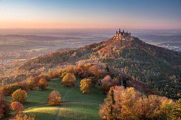 kasteel Hohenzollern van Achim Thomae