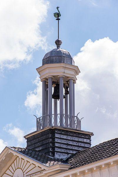 Toren van de Lutherse Kerk, Schiedam van Jan Sluijter