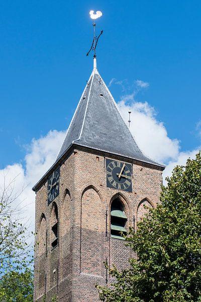 Dorpskerk, Kethel bij Schiedam van Jan Sluijter