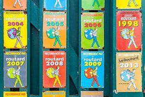 "Frankrijk / Verzameling ""Le Routard"" keurmerken / Le Crotoy / 2014"