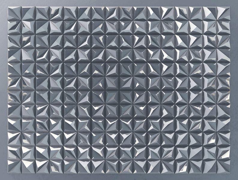 Relief L1 Titanium van Frans Blok