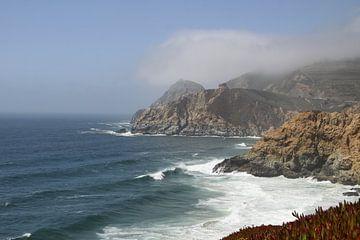 Südkalifornische Küste von Christiane Schulze
