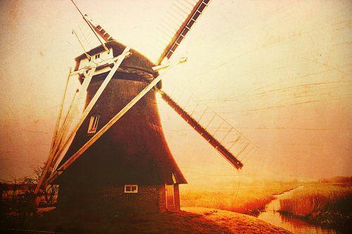 Dromerige molen van