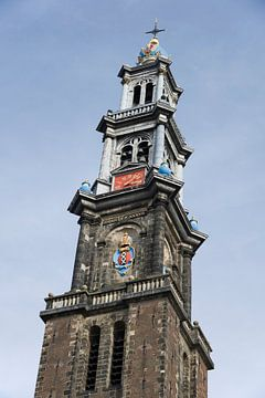Westerkerk  Amsterdam van Barbara Brolsma