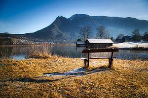 Wolfgang See Lake van