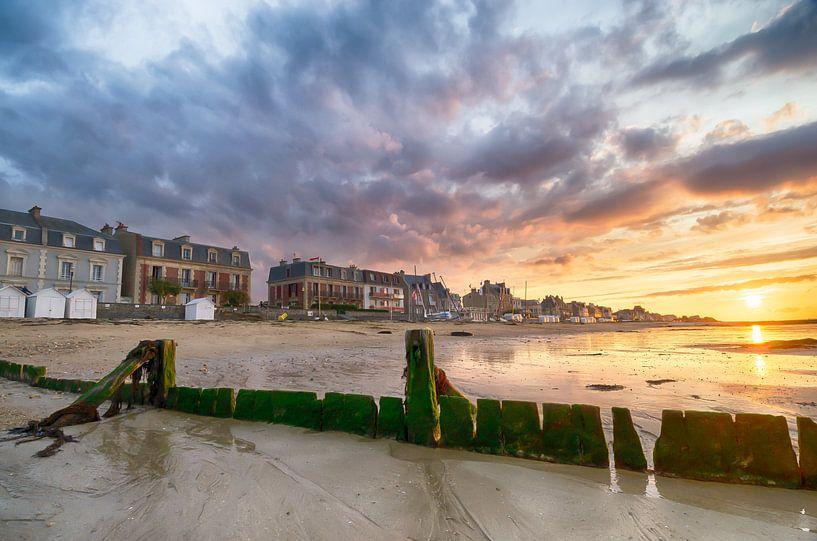 Sonne, Meer und Strand von Mark Bolijn