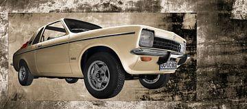 Opel Kadett C Aero antique von aRi F. Huber