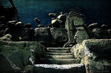 L'escalier von Georges Rudolph