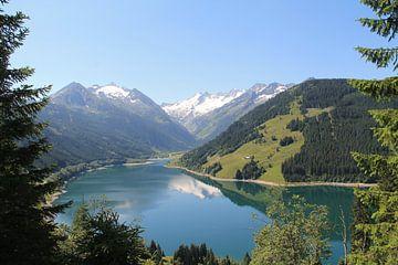 Prachtig meer in Oostenrijk von Ronald De Neve