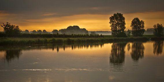 Sunrise van Ellen Driesse
