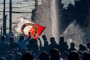 Feyenoord Kampioen sur Ellen de Monchy