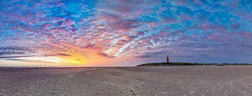 Vuurtoren Eierland Texel zonsopkomst von Texel360Fotografie Richard Heerschap