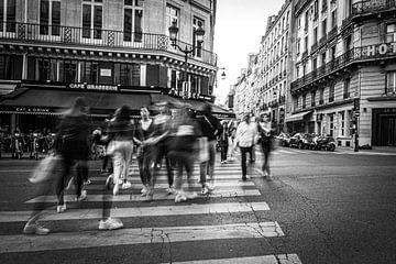 Crowdy Paris von Wilco Schippers