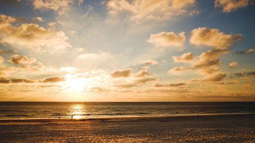 Ameland zonsondergang von