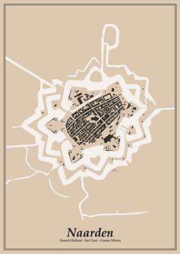 Vestingstad - Naarden van Dennis Morshuis
