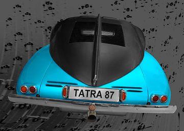 Tatra 87 van aRi F. Huber