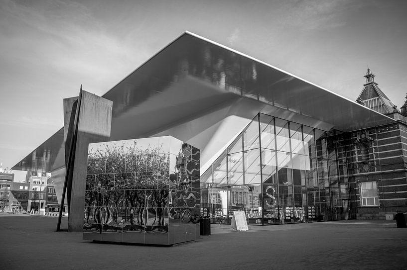 Museumplein - Stedelijk Museum van Hugo Lingeman