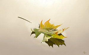 Nature's Hand III van Arie Van der Wijst
