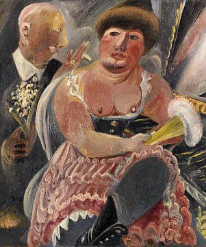 Kavalier mit Maiglöckchen, Paul Kleinschmidt,  1924 von Atelier Liesjes