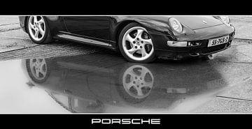 Porsche 911 sur Wim Slootweg