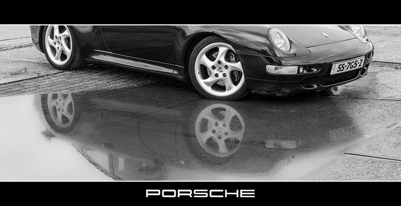 Porsche 911 van Wim Slootweg