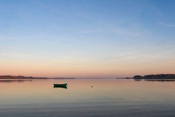 Boot im Vemmingbund von Marieke de Jong