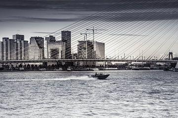 Erasmusbrug Rotterdam von Photography by Naomi.K