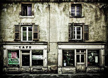 Café 2 van Jacqueline Lemmens
