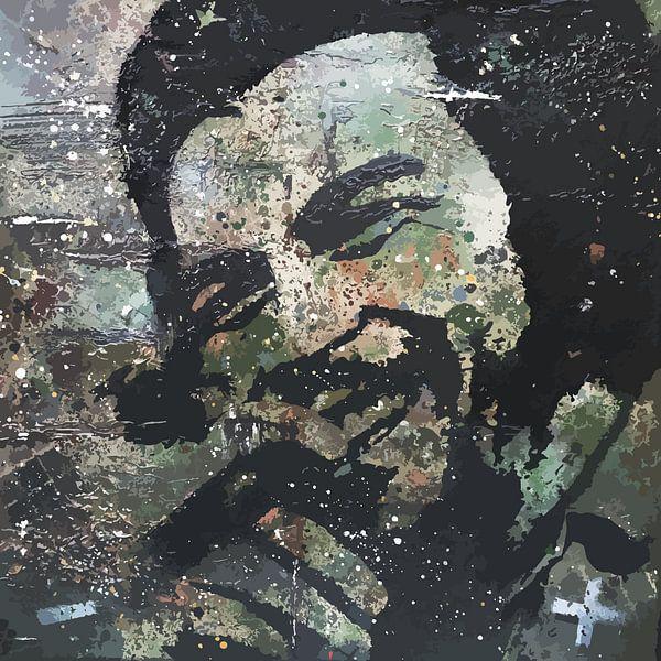 Che Guevara von TRICHOPOULOS