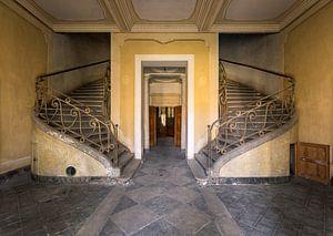 Palace in Europe. von Mandy van Sundert