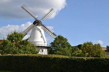 Die Mühle von Sonderborg Dänemark an einem schönen Sommertag sur tiny brok