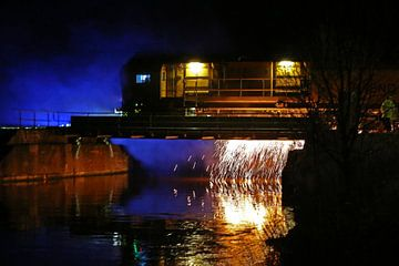 Train sur Wybrich Warns