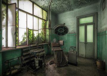 Verlassener Operationssaal von Maikel Brands