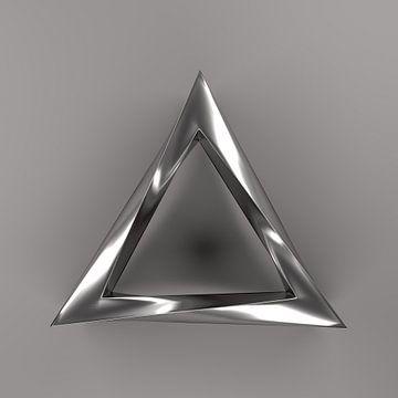 Triangle van Jörg Hausmann