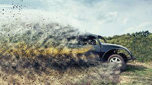 Autocross in actie