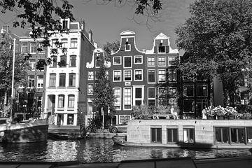 Le Prinsengracht d'Amsterdam
