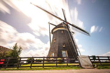Molendriegang Leidschendam hollandse luchten