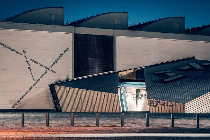 Academy of the Jewish Museum Berlin van Alexander Voss