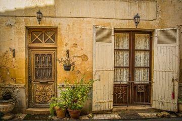 oude deuren von Frans Scherpenisse