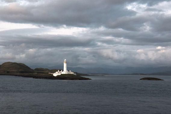 Vuurtoren van Eilean Musdale (Schotland)