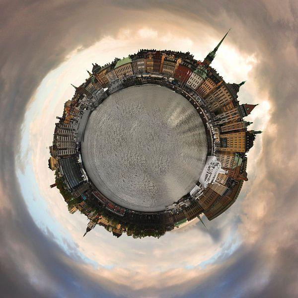 Planet Stockholm van Jasper van der Meij