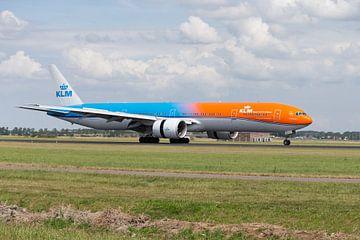 KLM Dutch Olympic Team van Harold Versteeg