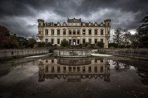 Schloss verlassen