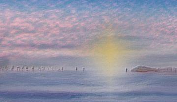 Laguna Di Venezia van Lutz Roland Lehn
