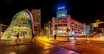 Eindhoven Lichtstadt von Edwin van Aalten