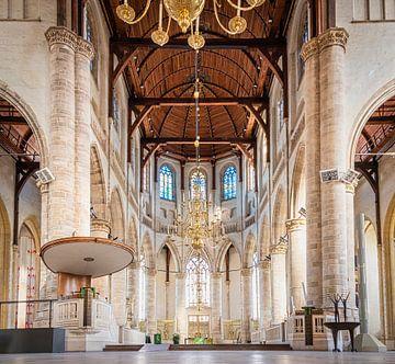 Innenausstattung Laurenskerk Rotterdam von Rietje Bulthuis