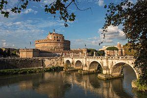 Castel San' Angelo (Engelenburcht), Rome van
