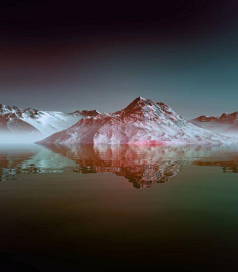 Montagnes Enneigées 2